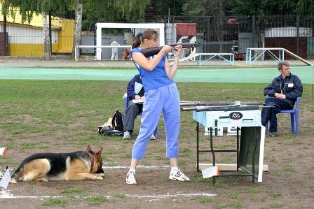Биатлон с собаками