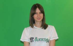 Валентина - стажер школы дрессировки Аккорд