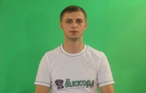 Валерий - стажер школы дрессировки Аккорд